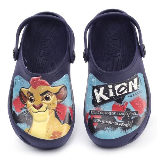 Babuche Ventor Kids Rei Leão Lion Guard Disney Original