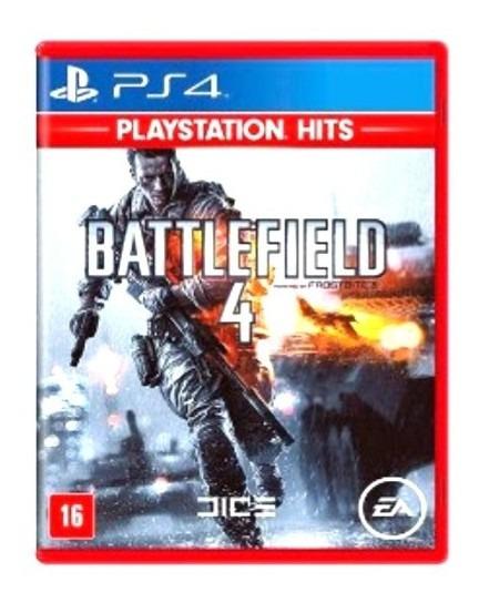 Battlefield 4 Ps4 Mídia Física Lacrado