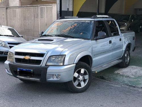 Chevrolet S10 2.4 Mpfi Executive 4x2 Cd 8v 2010