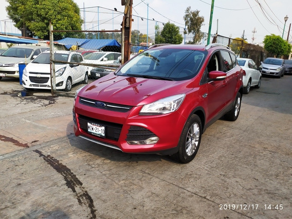 Ford Escape 2.5 Lt Trend Advance Ecoboost At 2016