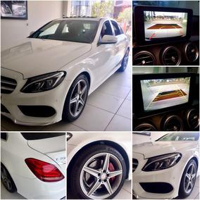 Desbloqueio+tv Full+câmera De Ré E Frontal Mercedes C250