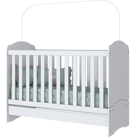 Berço Mini-cama Bala De Menta Henn