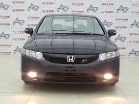 Honda Civic 2.0 Si I-vtec Dohc 192cv + Ar-digital Automático