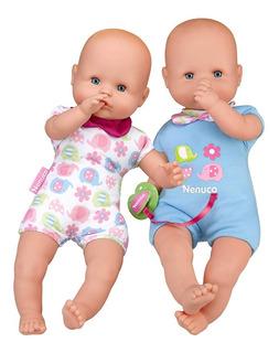 Nenuco Muñecas Hermanitos Gemelos 2 X 1