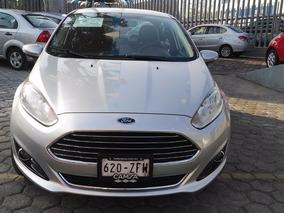 Ford Fiesta 1.6 Titanium At #