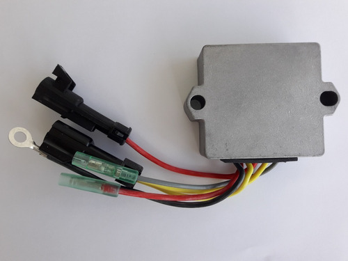 Retificador Regulador Voltagem Motor Popa Mercury 40 50 60hp