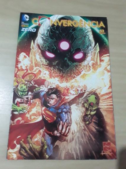 Hq Convergência Zero Dc Comics