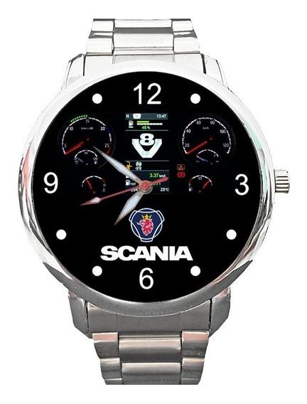 Relógio Painel Volante Scania V8 Streamline +vendido +barato