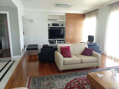 Apartamento Com 4 Dorms, Moema, São Paulo - R$ 4 Mi. - A3932