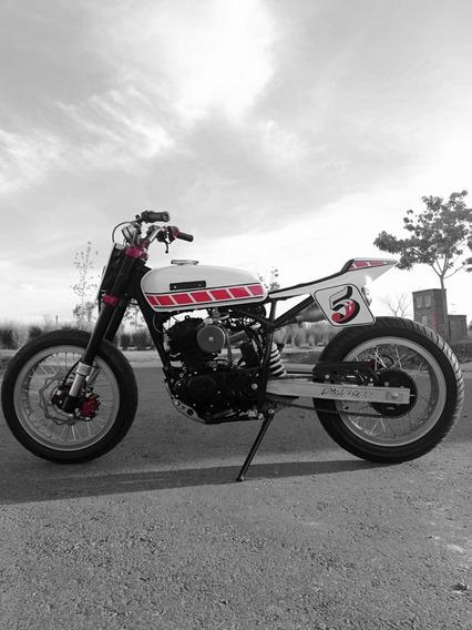 Cafe Racer (no Srambler No Custom) Beta Motard No Yamaha
