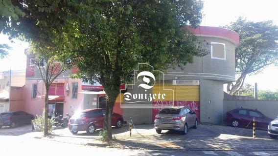 Salões Comerciais Com Residencias Para Venda No Parque Marajoara. - Sl0100