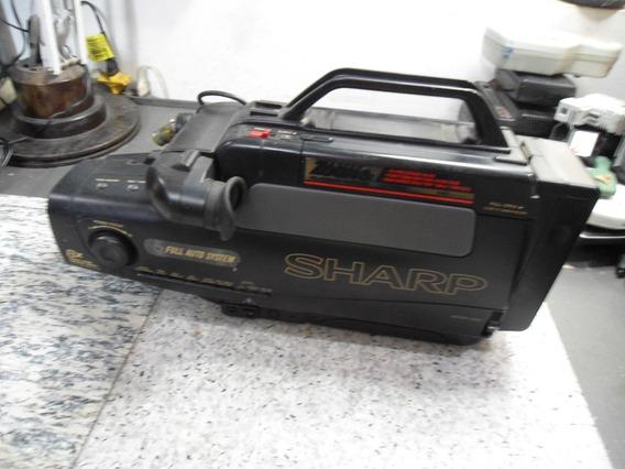 Filmadora Sharp Vl-l170b - No Estado