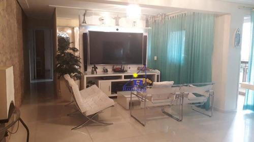 Apartamento Com 3 Dormitórios À Venda, 92 M² Por R$ 780.000,00 - Tatuapé - São Paulo/sp - Ap4329