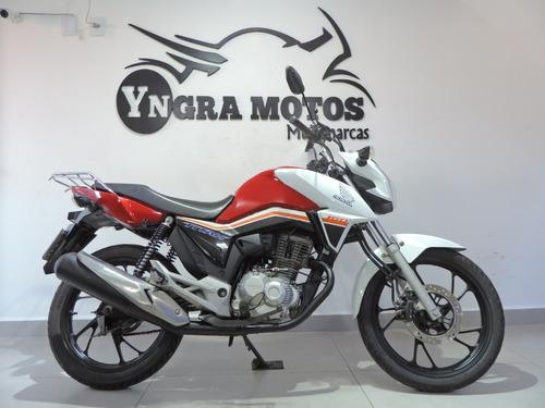 Honda Cg 160 Fan Cbs Flex 2019 - Moto Linda