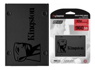 Kingston Ssd A400 960 Gb Disco Estado Solido