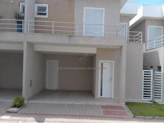 Casa De Condomínio Com 176 Metros 3 Suítes Em Jardim Europa - Valinhos - Sp. - Ca00174 - 33756391