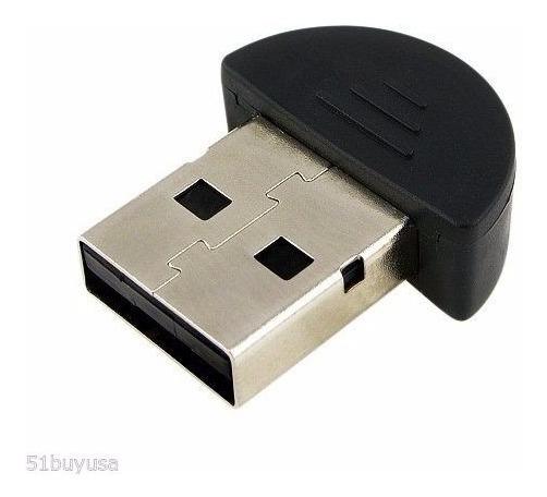 Usb Sem Fio Bluetooth 2.0 Adaptador Para Pc Laptop Notebook