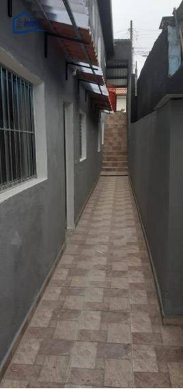 Casa Com 2 Dormitórios Para Alugar, 80 M² Por R$ 900/mês - Vila Nova Bonsucesso - Guarulhos/sp - Ca0283