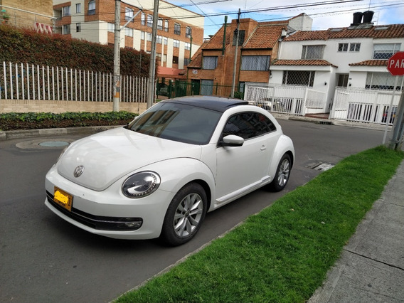 Volkswagen Beetle Versión 2.5 Sport 2016