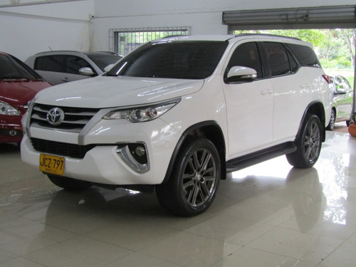 Toyota Fortuner 2017 2.7l