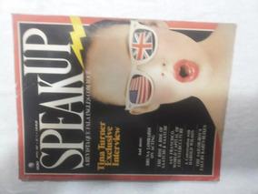 Revista Speakup Abril 1987 Num 1 Ed Globo C/ Fita K7 Frete G