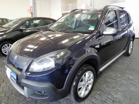 Renault Sandero 1.6 Automático 16v Flex 4p