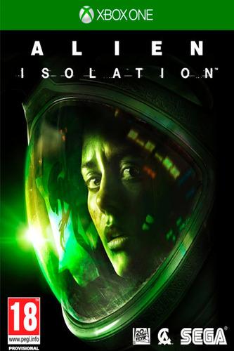 Xbox One Alien Isolation Original Nostromo Edition Nuevo Fis