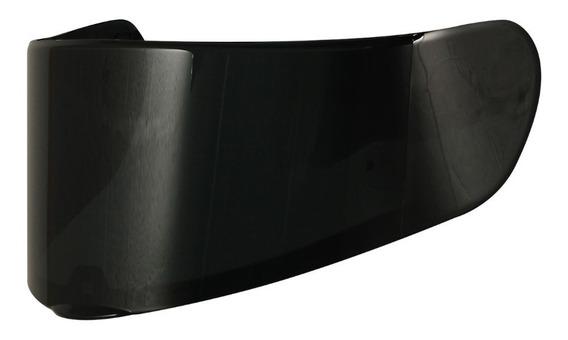 Viseira Original Capacete Ls2 Vector Ff397 Fumê Escura