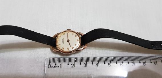 Relógio A Corda Tissot Swiss Original Funcionando