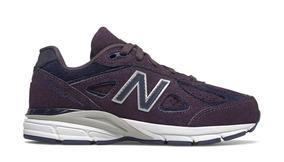 Zapatillas Casuales New Balance 990 Niños-ancho