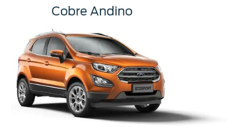Ford Ecosport Se 1.5l Dragon At