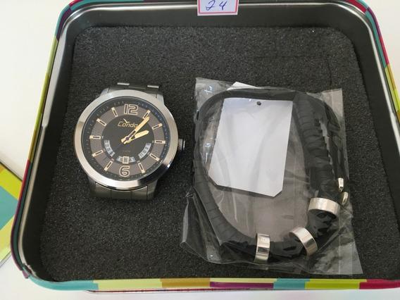 Relógio Masculino Condor - Co2115uw - Original - 24
