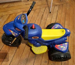Moto Elétrica Infantil,carregador Bi Volts
