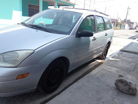 Ford Focus 2.0 Vagoneta Hatchback Mt 2001