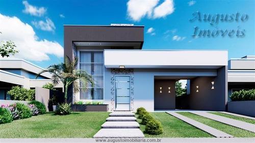 Imagem 1 de 9 de Casas Em Condomínio Para Venda Em Atibaiacom 2 Dormitórios