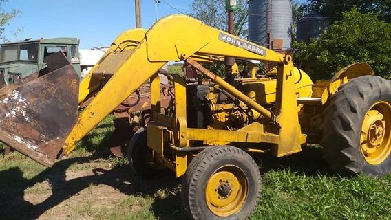 Tractor Pala John Deere 200