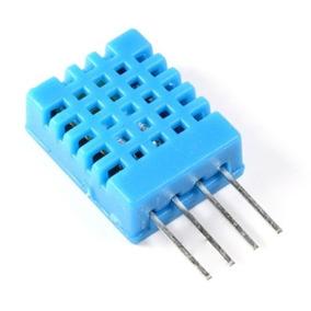 Sensor De Umidade E Temperatura Dht11/ Arduino E Pic
