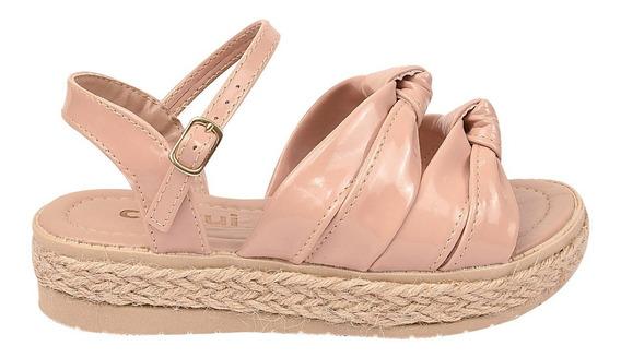 Sandália Sapato Feminina Infantil Chiquiteira 7010