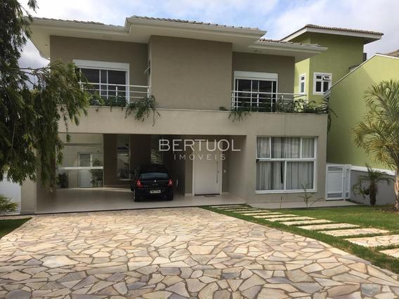 Casa À Venda Em Condomínio Terras De Vinhedo - Ca007770