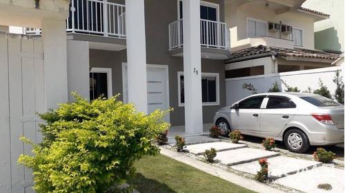 Imagem 1 de 30 de Casa Com 4 Dormitórios À Venda, 190 M² Por R$ 1.100.000,00 - Vargem Pequena - Rio De Janeiro/rj - Ca0645