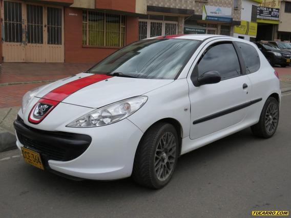 Peugeot 207 Compac 3p 1400cc Mt Aa