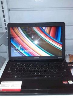 Computador Portátil Usado Compaq Negro