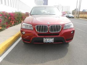 Bmw X3 2012 5p 28ia Xdrive Lujo Aut