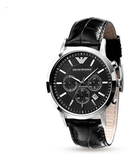 Relógio Empório Armani Classic Original Prova D