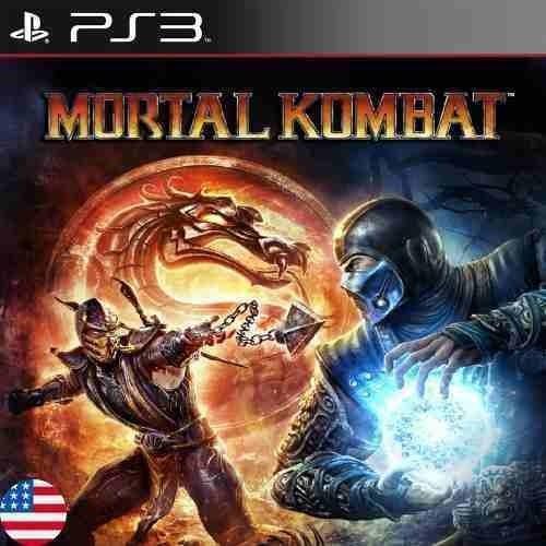 Mortal Kombat 9 - Ingles - Jogos Ps3 Playstation 3