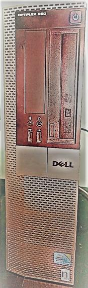 Cpu Dell Optiplex 980 - Semi Nova - I3 Sétima Geração