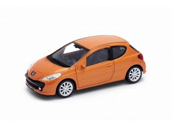 Peugeot 207 1:43 Welly Ploppy 373234