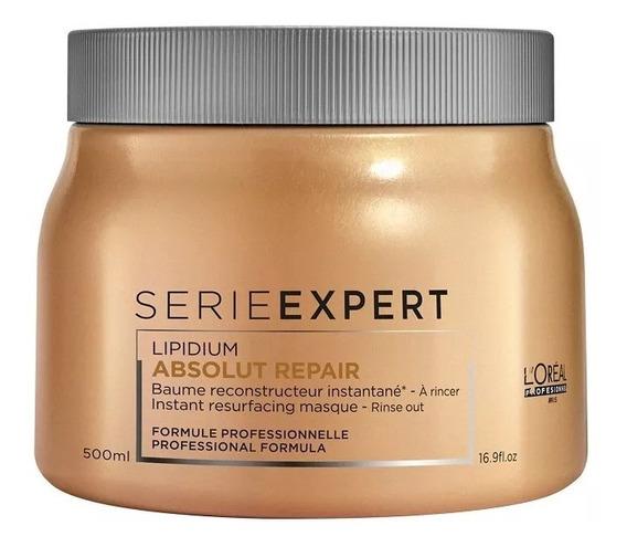 L´oreal Profesional Mascara Absolut Repair Lipidium 500ml