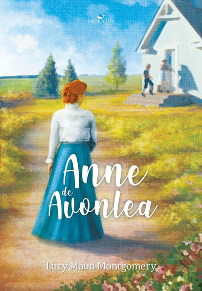 Kit Anne 6 Livros - Avonlea Green Ilha Casa Windy Igleside