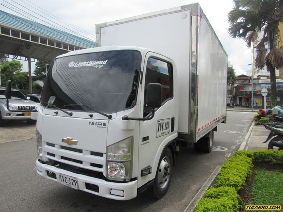 Chevrolet Nkr3 Furgon